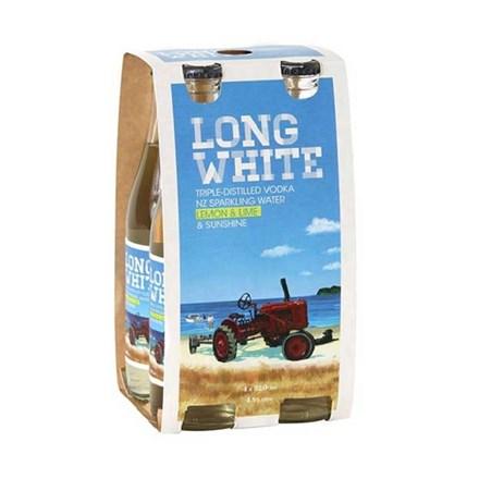 LONG WHITE  LEMON LIME 4.8%, 4*320ML LONG WHITE  LEMON LIME 4.8%, 4*320ML