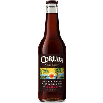 CORUBA 4PK ORIGINAL COLA 5% CORUBA 4PK ORIGINAL COLA 5%