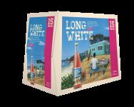 Long white Rapsberry 4.8%  15*320ML Long white Raspberry 4.8%  15*320ML