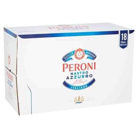 Peroni 18 pack 330ml bottles. Peroni 18 pack 330ml bottles.