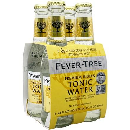 Fever tree tonic water 4*330ML bottles Fever tree tonic water 4*330ML bottles