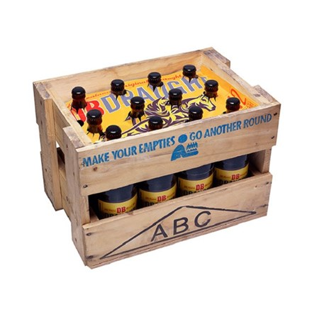 DB DRAUGHT SWAPPA CRATE (CRATE PRICE INCLUDED) DB DRAUGHT SWAPPA CRATE (CRATE PRICE INCLUDED)