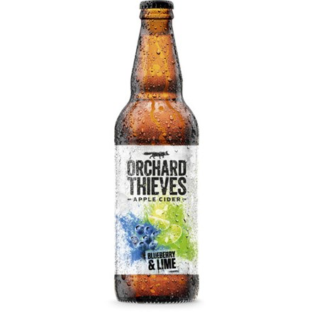 ORCHARD THIEVES BLUEBERRY & LIME ORCHARD THIEVES BLUEBERRY & LIME
