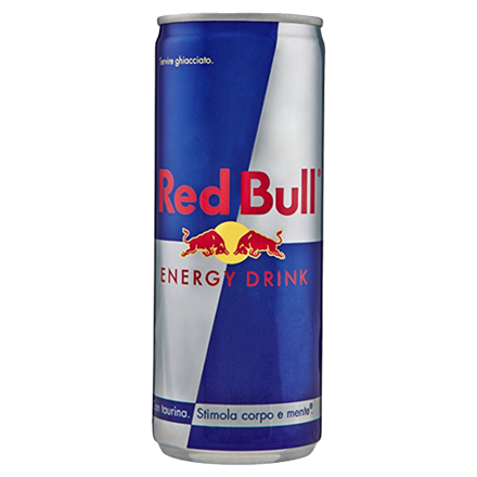 Red bull 250ML can Red bull 250ML can