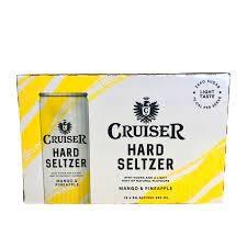 CRUISER SELTZER MANGO & PINEAPPLE 5% 12*250ML CAN CRUISER SELTZER MANGO & PINEAPPLE 5% 12*250ML CAN