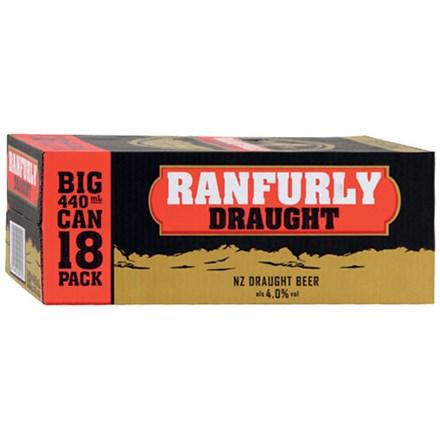 RANFURLY 18*440ML CANS RANFURLY 18*440ML CANS