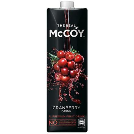 MCcoy Cranberry juice 1L MCcoy Cranberry juice 1L