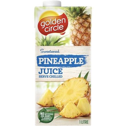 Golden circle Pineapple juice 1L Golden circle Pineapple juice 1L