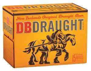 DB DRAUGHTS 15 PACK 330ML BOTTLES DB DRAUGHTS 15 PACK 330ML BOTTLES