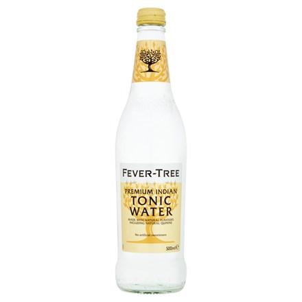 Fever tree tonic water 500ML Fever tree tonic water 500ML