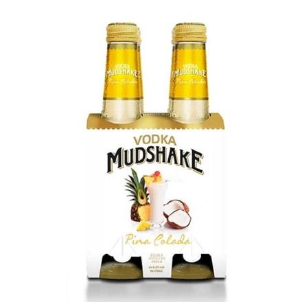 Mudshake Pinnacolada 7%,4*270ML bottles Mudshake Pinnacolada 7%,4*270ML bottles