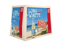 Long white Apple and pear 15*320ML Long white Apple and pear 15*320ML