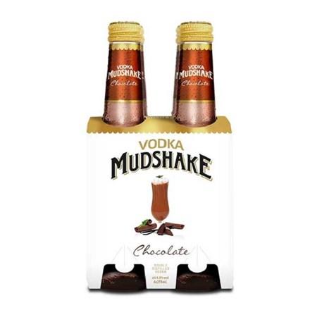 Mudshake Chocolate 7%, 4*330ML bottles Mudshake Chocolate 7%, 4*330ML bottles