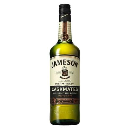 JAMESONS CASKMATES STOUT EDITION 700 ML JAMESONS CASKMATES STOUT EDITION 700 ML