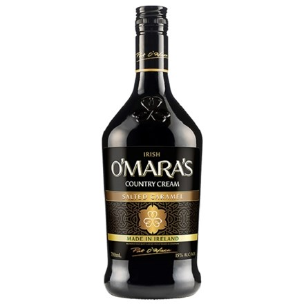 O'MARAS'S SALTED CARAMEL 13.9%,700ML O'MARAS'S SALTED CARAMEL 13.9%,700ML