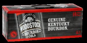WOODSTOCK & COLA 5% 10*330ML CANS WOODSTOCK & COLA 5% 10*330ML CANS
