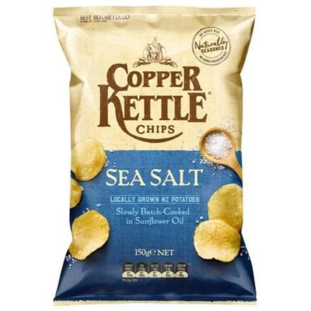 COPPER KETTLE SEA SALT 150G COPPER KETTLE SEA SALT 150G