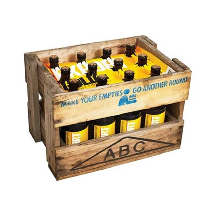 EXPORT GOLD SWAPPA CRATE (CRATE PRICE INCLUDED) EXPORT GOLD SWAPPA CRATE (CRATE PRICE INCLUDED)