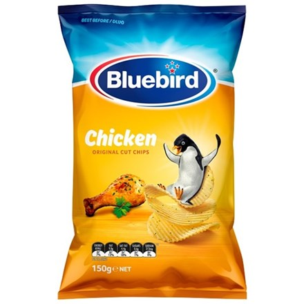 BLUE BIRD ORIGINAL CHICKEN 150G BLUE BIRD ORIGINAL CHICKEN 150G