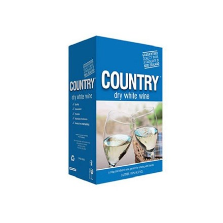 COUNTRY Dry White 3L COUNTRY Dry White 3L