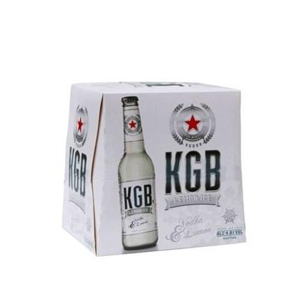 KGB Lemon ice 5 % 12*275ml bottles KGB Lemon ice 5 % 12*275ml bottles