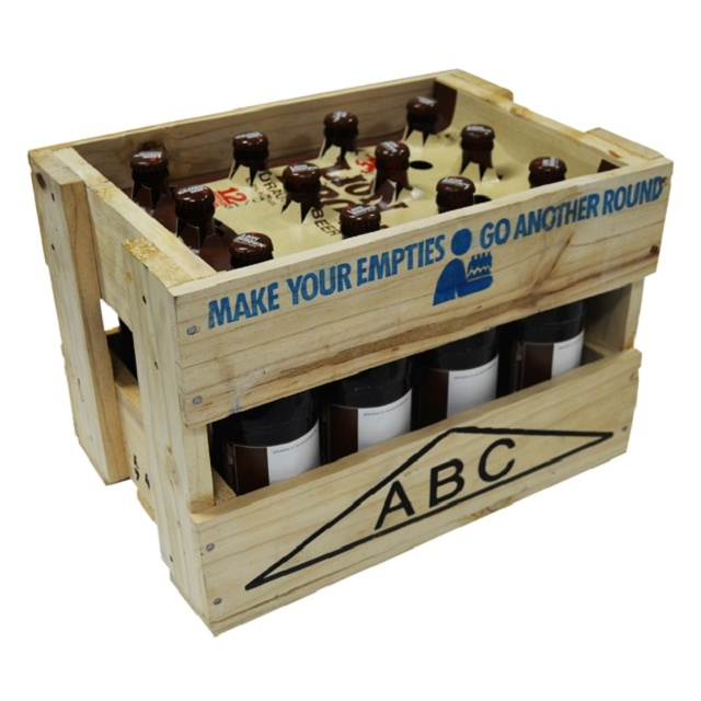 LION BROWN SWAPPA CRATE (CRATE PRICE INCLUDED) LION BROWN SWAPPA CRATE (CRATE PRICE INCLUDED)