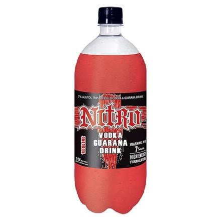 Nitro Redline 7%, 1.25 LT bottle Nitro Redline 7%, 1.25 LT bottle