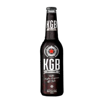 KGB Black Russian 5%, 4*275 bottles KGB Black Russian 5%, 4*275 bottles