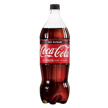 Coke No Sugar 1.5L Coke No Sugar 1.5L