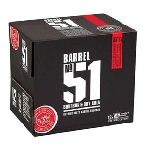 Barrel 51, 12 pack 330 ml bottles Barrel 51, 12 pack 330 ml bottles