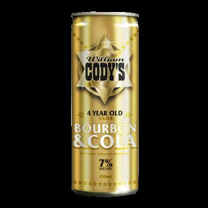 CODYS 7% 250ML 4PK CANS CODYS 7% 250ML 4PK CANS