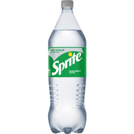 Sprite no sugar 2.25L Sprite no sugar 2.25L