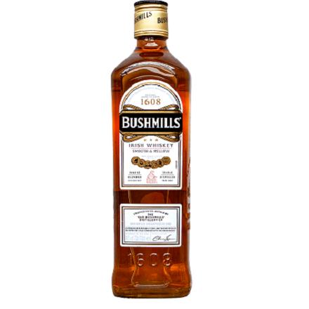 BUSHMILLS IRISH WHISKEY 1L BUSHMILLS IRISH WHISKEY 1L