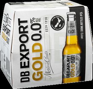 EXPORT GOLD 0% 12 PACK 330ML BOTTLES EXPORT GOLD 0% 12 PACK 330ML BOTTLES