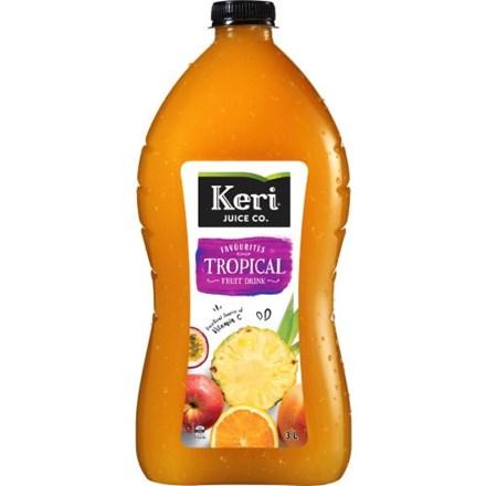 Keri tropical juice 3L Keri tropical juice 3L