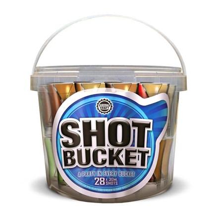 SHOT BUCKET 28*30ML SHOTS 13.9% SHOT BUCKET 28*30ML SHOTS 13.9%
