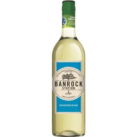 BANROCK STATION SAUV BLANC BANROCK STATION SAUV BLANC